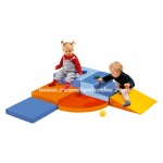 Fun Step Corner Climber Set
