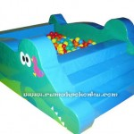 Jungle Themed Ball Pool (2)