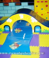 Thematic Tunnel Slide