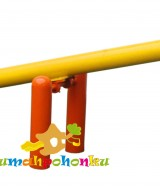 lldpe seater seesaw 2 seater