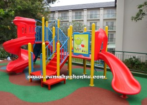 play tower 3 spiral slide (2)