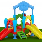 double slide playset (3)