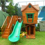 rumah pohon Boy club playground Green lake city