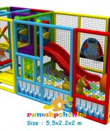 Pre Assemble Indoor Playground  (2)