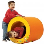 cylinder softplay